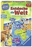 Ravensburger Spielen und Lernen 24990 - Entdecke die Welt