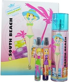 Paris Hilton Passport South Beach 3 Piece Gift Set for Women