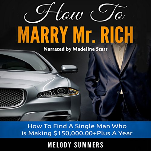 How to Marry Mr. Rich cover art
