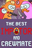 The Best Impostor And Crewmate (Airship): Among Us Comics