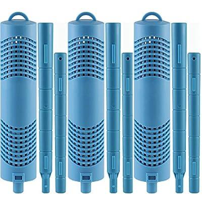 Warmshine Spa Mineral Sticks for Hot Tub Filter Cartridge(3 Sticks)