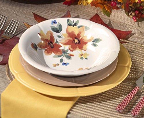 'Kaleidos – Service de vaisselle en grès 18 pièces. CLORI \