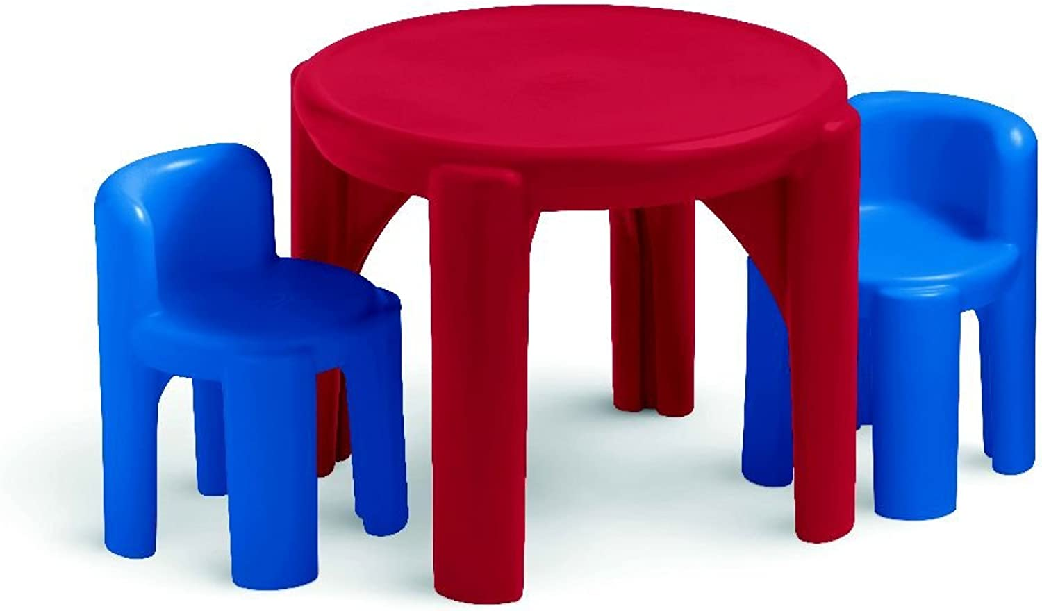 Little Tikes Table & Chairs SetPrimary colors – Amazon Exclusive