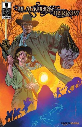 Blackburn Burrow Issue #1 (English Edition)