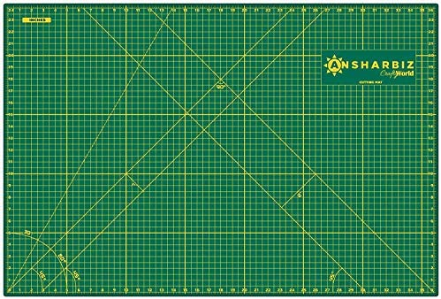 Cutting Mat for Sewing Crafts 24x36inches Sturdy Rotary Cutting Mat w Self Healing Non Slip product image