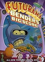 [北米版DVD リージョンコード1] FUTURAMA THE MOVIE: BENDER'S BIG SCORE / (AC3 DOL)