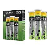 Science in Sport 310001 Go Hydro hidratación, limón, paquete triple - 3 x 20 tabletas