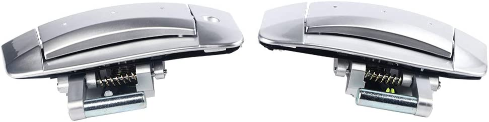 OUKENS Door Handle 80606-CD01E Cheap super special price Pair of Outside Right shopping Out Left