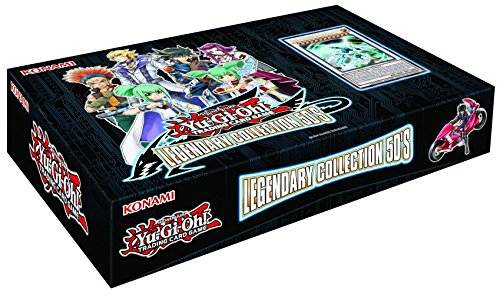 Konami 34908 - Yu-Gi-Oh Legendary Collection 5D's