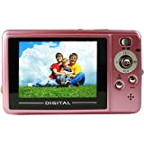 VistaQuest V700 7.0 MP Digital Camera w/WristVu Photo Watch - Pink