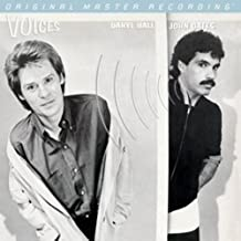 Hall and Oates: Voices