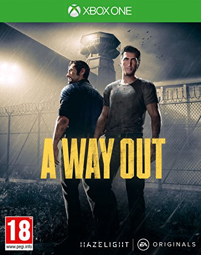 A Way Out - Xbox One [Importación inglesa]