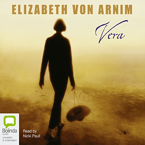 Vera audiobook cover art