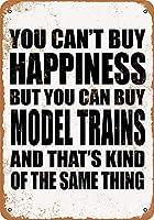 幸福は買えないが、モデルトレインのコーヒーハウスや家の複製は買える