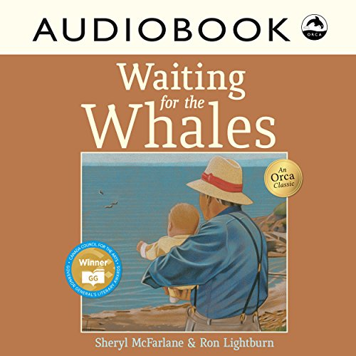 Waiting for the Whales audiobook cover art