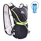 Azarxis 8L Hydration Vest Backpack Pack for Trail Marathoner Running Race