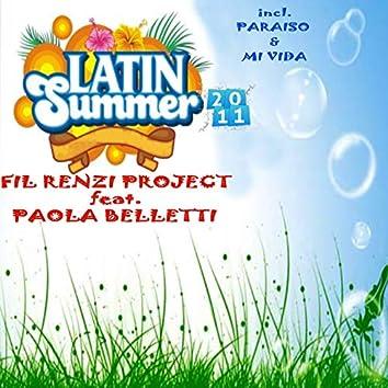 Fil Renzi Project & Paola Belletti Latin Summer 2011