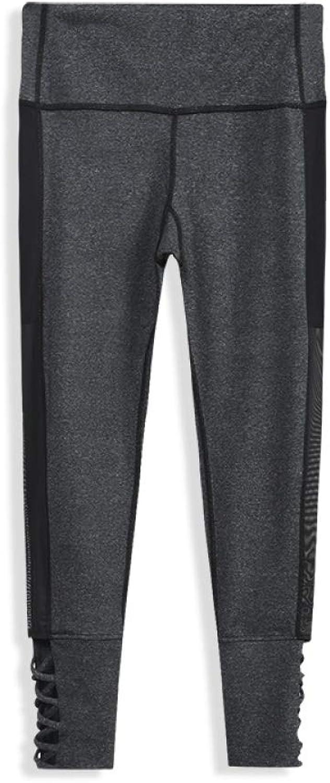 GZHGF Frauen Elastische Hose - - - Schwarze Stretch Jogginghose Tight Hollow Mode Schnell Trocknend Für Yoga B07H55P7H3  Qualität zuerst b0b575