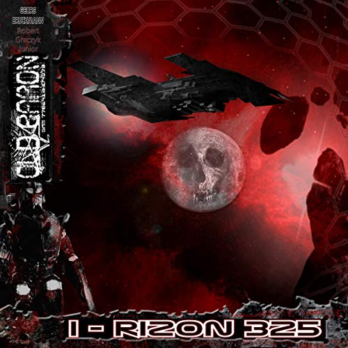 Rizon 325 audiobook cover art