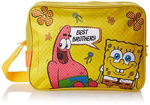 Bolsa Amarela Bob, Nickelodeon, Amarelo, UNICO