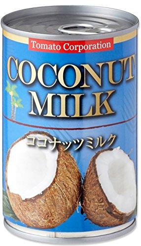 トマトコーポレーション ココナッツミルク EO缶 400ml×6個