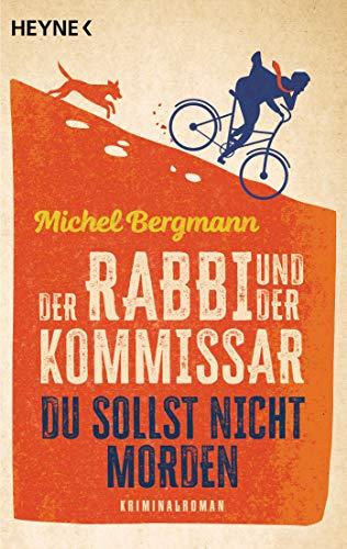 Buchseite und Rezensionen zu 'Der Rabbi und der Kommissar' von Michel Bergmann
