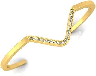 Best chevron diamond bracelet Reviews