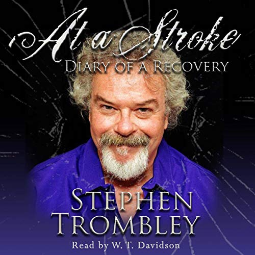 At a Stroke audiobook cover art