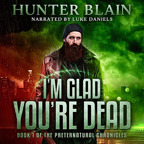 I'm Glad You're Dead cover art
