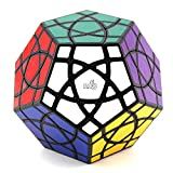LBFXQ Shaped Dodecahedron Five Rubix Cube Puzzle Toys Super-Durable High Difficulty Improve Logical Thinking Skills Educational Cube Puzzle Toys