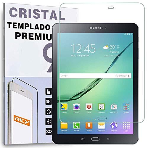 REY Protector de Pantalla para Samsung Galaxy Tab S2 9,7