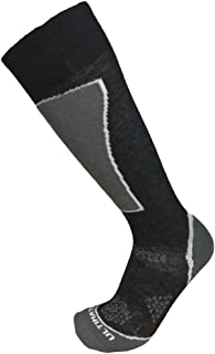 Ultimate Socks Mens Lightweight Merino Wool Ski Snowboard Performance Socks