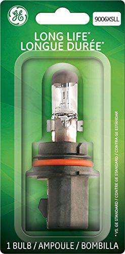 GE Lighting 9006XSLL/BP Long Life Halogen Automotive Replacement Headlight Bulb