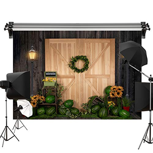 Kate 7x5ft//2.2x1.5m Wedding Theme White Backdrops Door Decoration Photography Shoot Studio Props