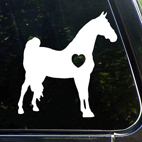 Morgan Little Heart adesivo per auto, decalcomania in vinile, decorazione per finestra, paraurti, laptop, pareti, computer, bicchiere, tazza, telefono, camion, accessori per auto lv8mr79nkc7d