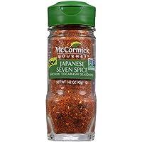 McCormick Gourmet Japanese 7 Spice Seasoning, 1.62 oz