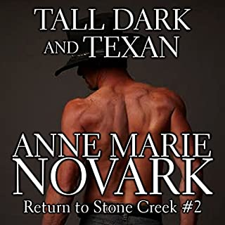 Tall Dark and Texan audiobook cover art