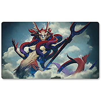 554 1  - Playmat MTG Playmat,Magic Gathering Playmats Board Games Anime playmat,Custom Table Pad Free Waterproof Bag,Playmats for Yu-Gi-Oh Digimon MTG Size 60350.2CM