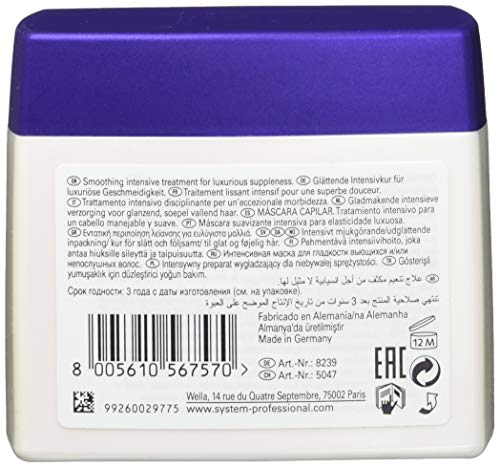 Wella - SP Smoothen Mask (For Unruly Hair) - 400ml/13.33oz