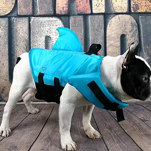 XPC-Huisdieren Kleding Hond Leven Jack, Ripstop Leven Vest Voor Kleine, Midden, Grote Maat Honden, Visstijl Flotation Vest