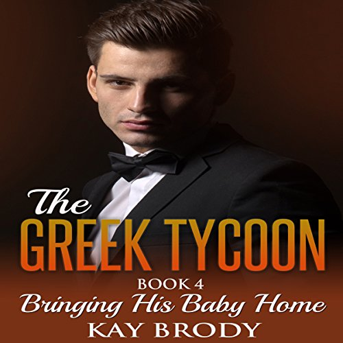 Bringing His Baby Home audiobook cover art