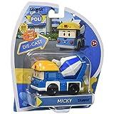 Robocar Poli Toy - ミッキー(ダイキャスト/非トランスフォーマー)