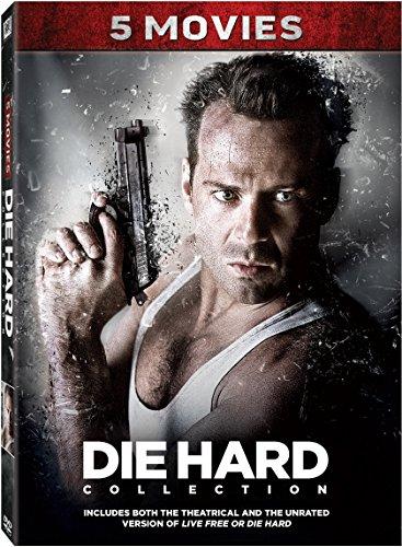 Die Hard 5-Movie Collection