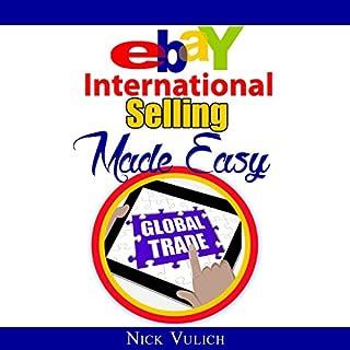 eBay International Selling Made Easy audiobook cover art