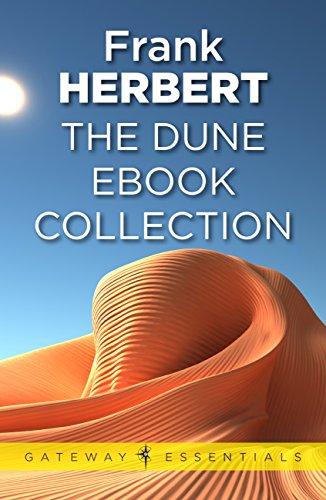 Dune: The Gateway Collection (Gateway Essentials Book 302) (English Edition)
