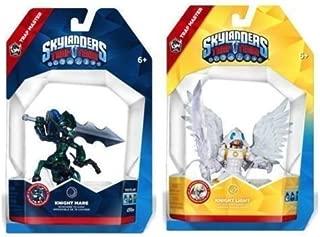 Skylanders Trap Team Deluxe - Knight Mare & Knight Light Set