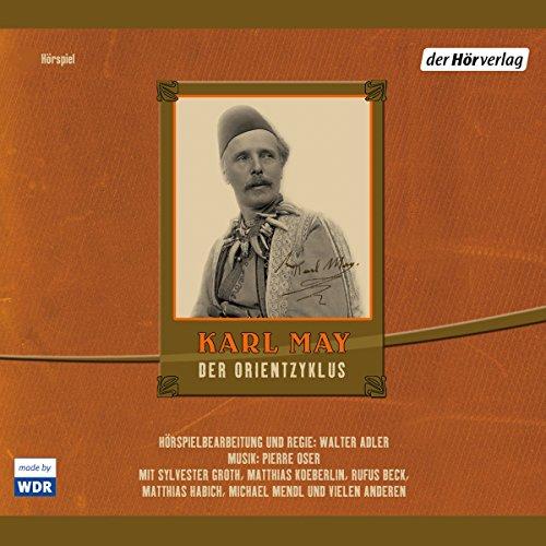 Der Orientzyklus audiobook cover art