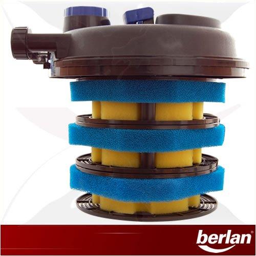Berlan UV-C Druckfilter BDF10000-UVC - 5