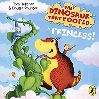 The Dinosaur That Pooped a Princess cover art