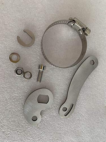 Universal-Drehmomentstütze für Elektro-Fahrrad mit Vorderrad- oder Hinterrad-Antrieb, Umbau-Set für E-Bike